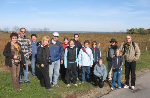 Our pilgrimage began at Mountainview Conservation area on a beautiful Sunday afternoon in November.