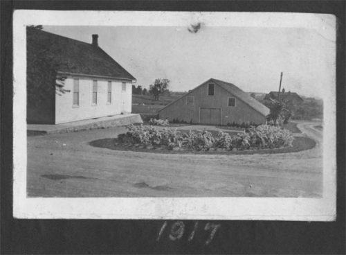 The First Mennonite Church - 1917